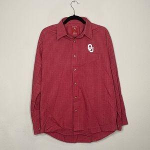 University of Oklahoma Sooners Button Down Shirt